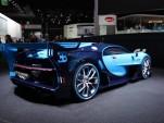 Bugatti Vision Gran Turismo concept  -  2015 Frankfurt Motor Show live photos
