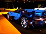 Bugatti Vision Gran Turismo Concept Start Up