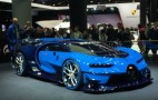 Bugatti Previews Veyron Successor With Vision GT Concept: Live Photos & Video