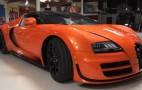 Jay Leno And The Bugatti Veyron Grand Sport Vitesse: Video