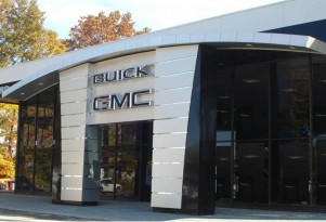 Buick and GMC dealership