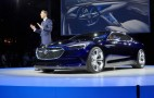 Buick Surprises With Avista Concept In Detroit: Live Photos