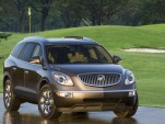 Buick Enclave to hit the greens soon