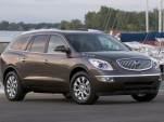 2011-2012 Buick Enclave, Chevrolet Traverse, GMC Acadia Recalled