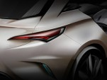 Buick Envision SUV Concept, teaser sketch, Auto Shanghai 2011
