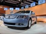 2012 Buick LaCrosse eAssist Live Shots