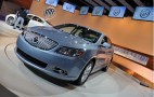 2012 Buick LaCrosse eAssist Hybrid Luxury Sedan Priced From $30,820
