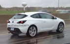 Buick (Opel) Astra GTC Caught Testing In Michigan?