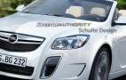 Rendered: 2013 Buick Regal Convertible