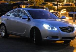Buick Regal with possible U.S.-market exterior treatment