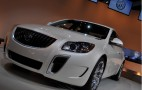 2012 Buick Regal GS Gets Pre-Launch Horsepower Bump