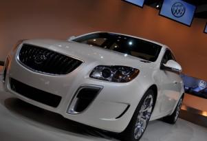 2012 Buick Regal GS Gets Pre-Launch Horsepower Bump