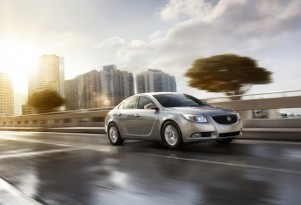 2012 Buick Regal With eAssist Priced From $29,530