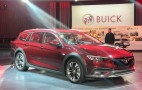 2018 Buick Regal coming as hatchback and wagon, but no sedan
