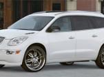 Buick unveils Enclave trio for SEMA