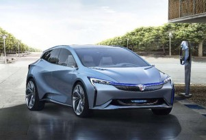 Chevy Volt to become Buick Velite in China? Concept car hints at new style (updated)