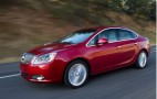 2015 Buick Verano Gains Appearance Package, Loses Manual Transmission