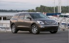 GM Issues Recall On Crossover Vehicles