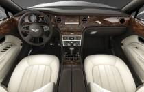 Building the 2011 Bentley Mulsanne's interior