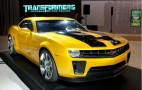 2009 Chicago Auto Show: Bumblebee Camaro & Four New Stars of Transformers 2 Unveiled