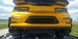 Bumblebee Chevrolet Camaro from 'Transformers: The Last Knight' - Image via stroker965