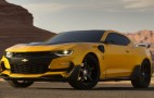 'Transformers: The Last Knight' Bumblebee Camaro revealed