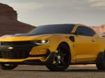 "Bumblebee Chevrolet Camaro from ""Transformers: The Last Knight"""