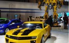 Transformers' Bumblebee Boosts Buzz On 2010 Chevrolet Camaro