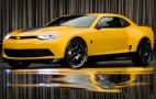 Bumblebee Using Striking New Camaro Concept In Transformers 4