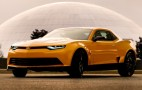 Transformers 4 Camaro Concept, Thunderbirds Mustang GT, New Popemobile: This Week's Top Photos
