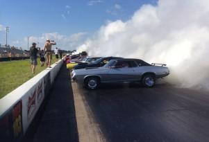 Burnout World Record at MIR 2015