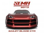 BXR Motors Bailey Blade XTR