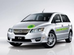 BYD e6 electric crossover to be used by London taxi fleet greentomatocars