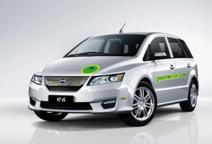 BYD e6 Electric Crossover Will Be London Taxi, Still MIA In U.S.