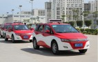 Can Small Electric Cars Cut It As Taxi Cabs? BYD Says Yes. 