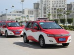 China to replace 70,000 gasoline cabs with electric cars