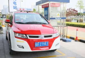 BYD Presents Happy Results From Chinese Electric-Taxi Test