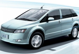 BYD e6 Chinese Electric Car Won't Be Sold To Consumers In U.S.