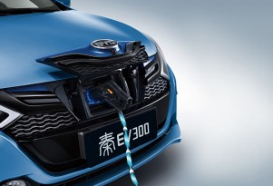 Chinese maker BYD plans U.S. expansion into other electric industrial vehicles