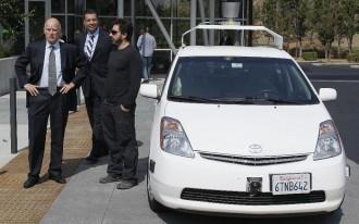 Google's Autonomous Car: Now Street-Legal In California