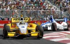 Castroneves Wins Edmonton INDYCAR Race
