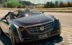 Drama Drives A Cadillac Ciel Four-Door Convertible In 'Entourage' Movie: Video