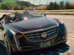 Cadillac Ciel concept in Entourage movie