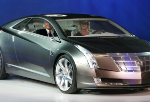 Chevy Volt-Based Cadillac Converj Approved For 2014