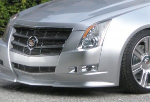 Cadillac CTS Coupe Concept Grile