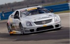 Cadillac CTS-V Coupe Race Car Gears Up For 2011 Season
