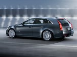 Cadillac CTS-V Sport Wagon Show Car