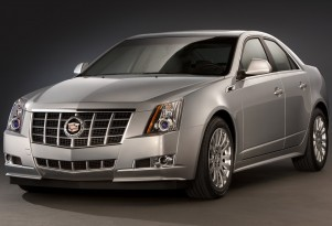 2012 Cadillac CTS: Recall Alert