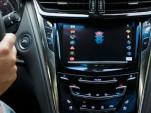 Cadillac CTS V2I system