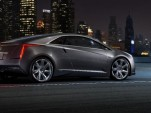 Cadillac ELR extended-range electric car